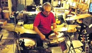 Recording_Paul_Drums